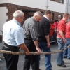 Tug Of War At Hugh Lynch's Bar Tullamore